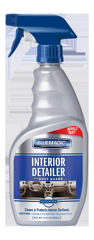 841 06 Interior Detailer Blue Magic